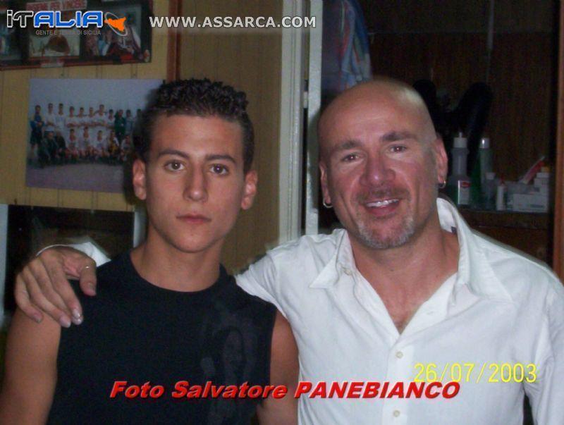 Mario Venuti e Ignazio