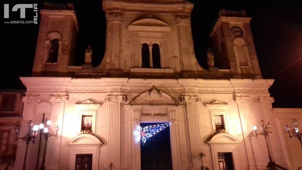 La chiesa madre.