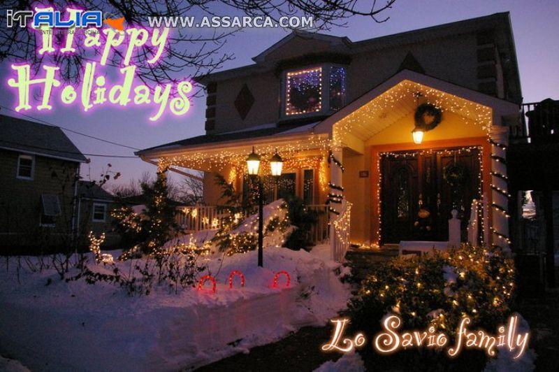 Natale a casa Lo Savio