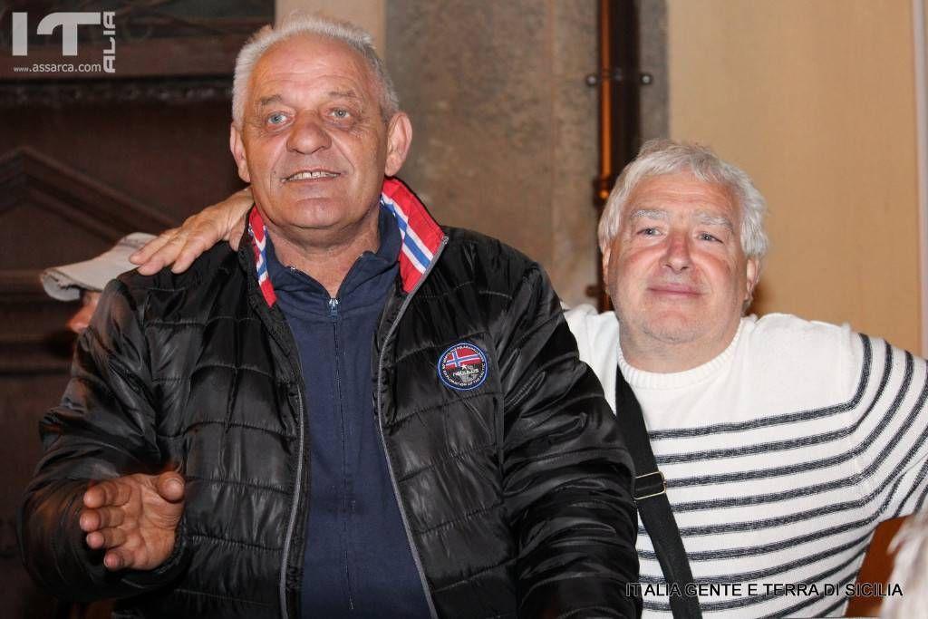 Nino Ganci e Rosario  Chimento