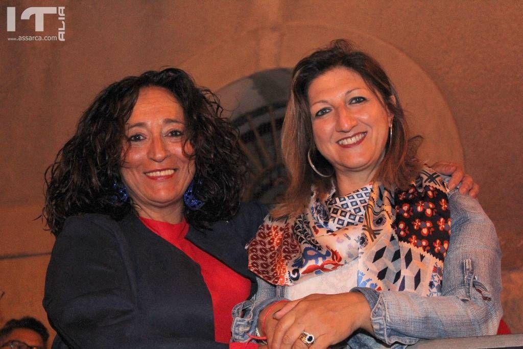 Bellezze mediterranee ,Anna e Cetty.