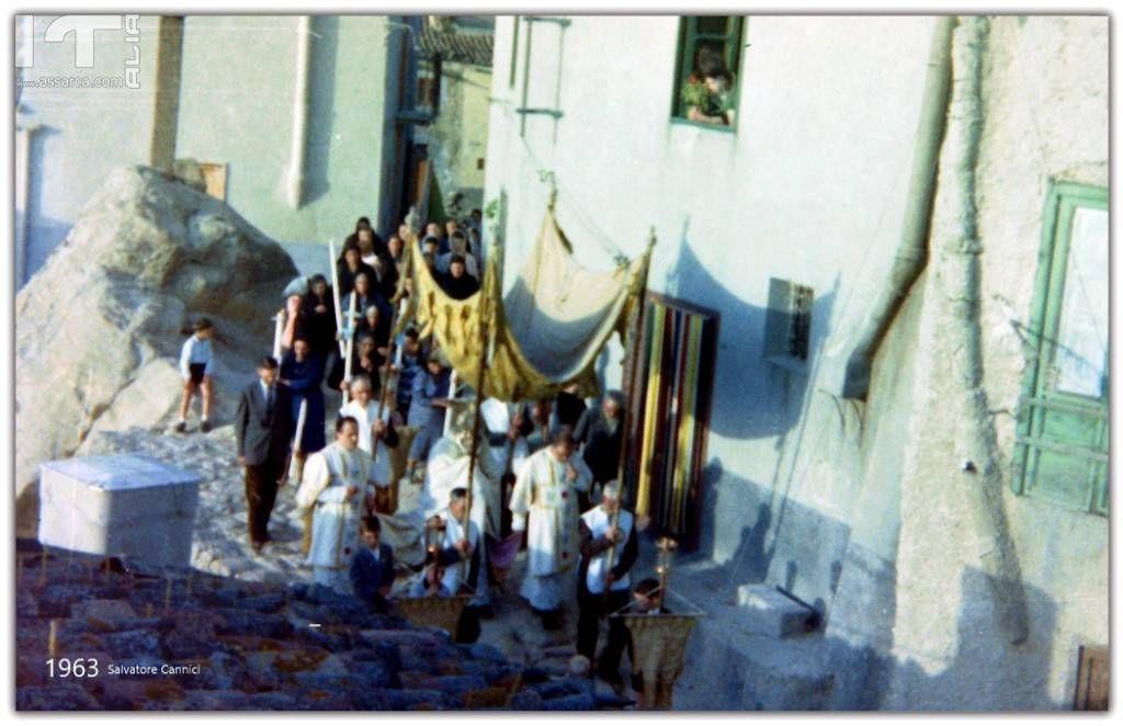 La Processione Dell`Ascensione di Nostro Signore - anno 1963