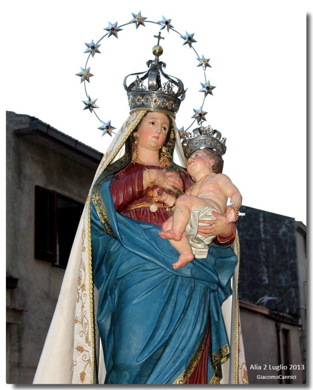Madonna Delle Grazie - Alia - Pa