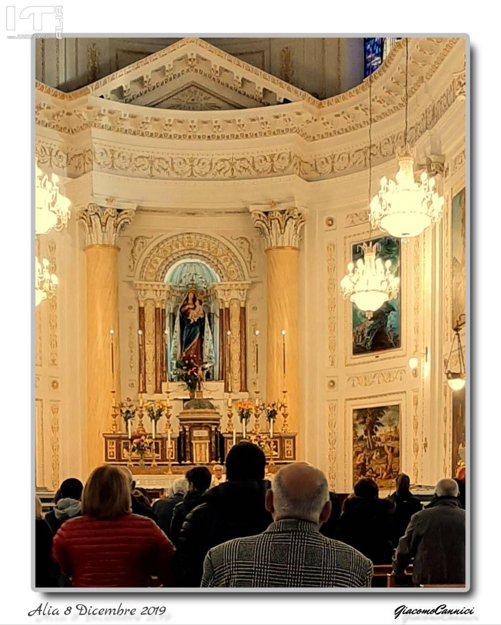 Santuario Maria SS.Delle Grazie - Alia - Pa