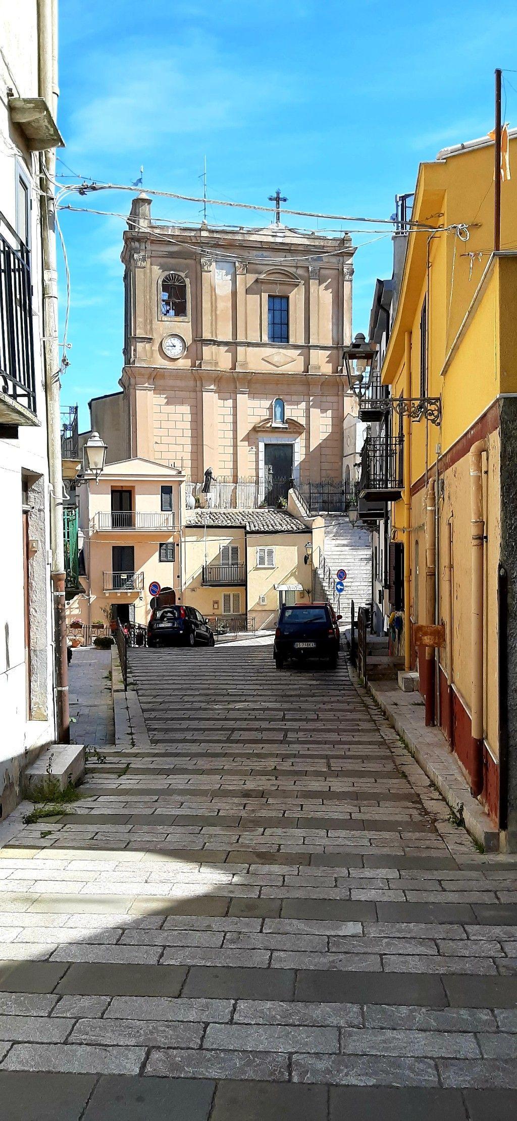 Santuario Maria Santissima Delle Grazie  - Alia
