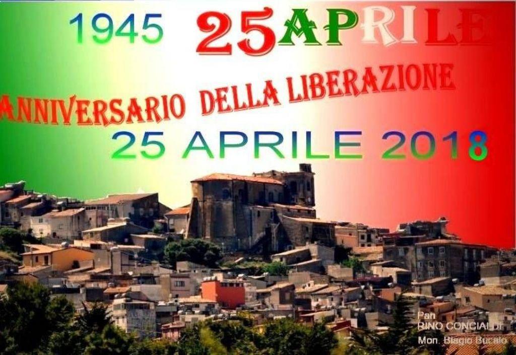 Anniversario dellaLiberazione 1945, -