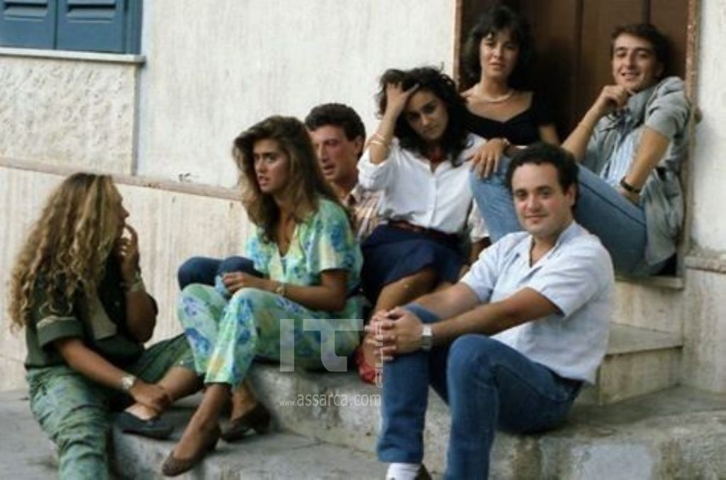 Ricordi estate 1985