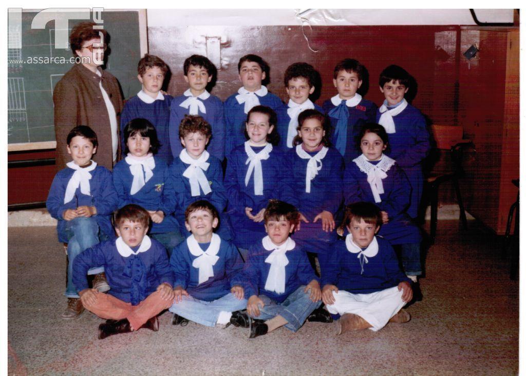 2^ elementare maestra D`amico Cosima