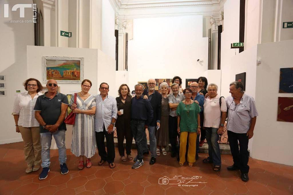 Mostra Convergenze a Taormina