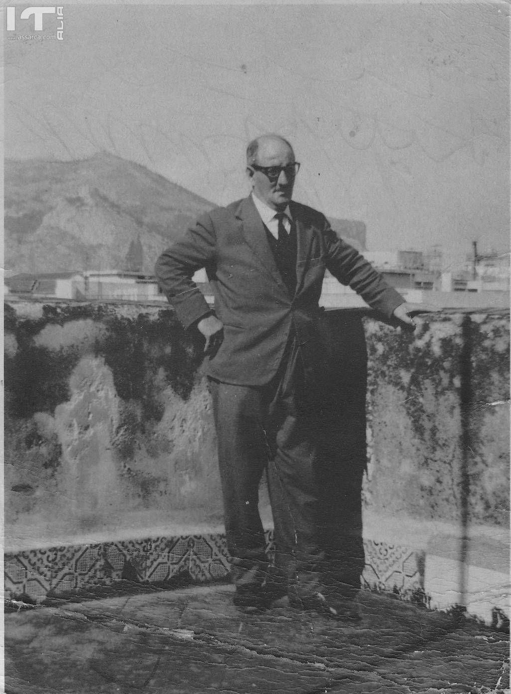 49 - Anni 60 Ciccio Teriaca - Archiphoto Francesco Teriaca
