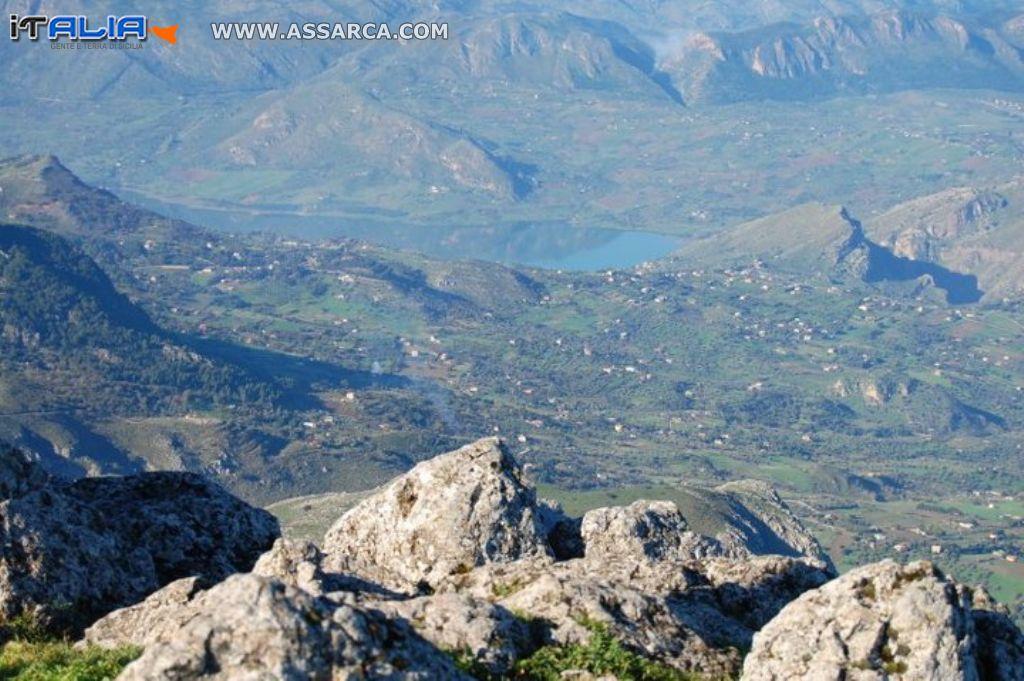panorama monte san calogero