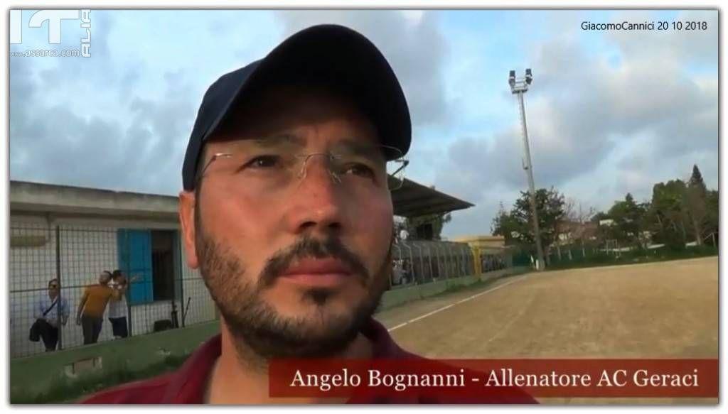 Angelo Bognanni - Allenatore AC Geraci