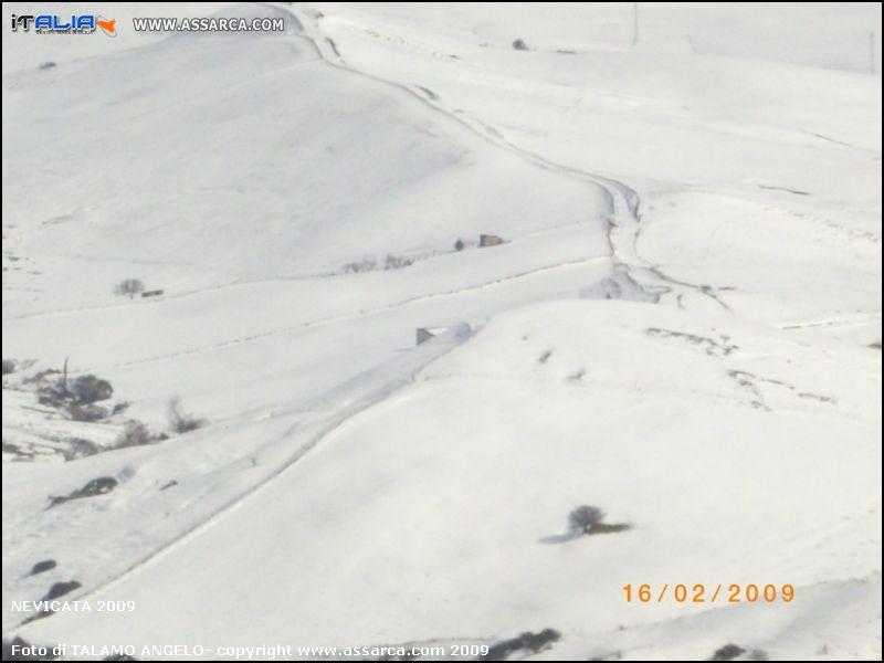 Nevicata 2009