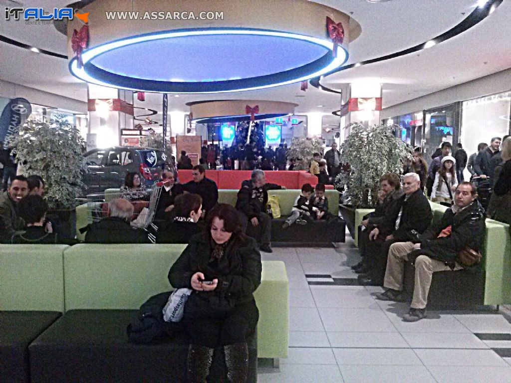EPIFANIA 2014 - CENTRO COMMERCIALE VALLE DEI TEMPLI