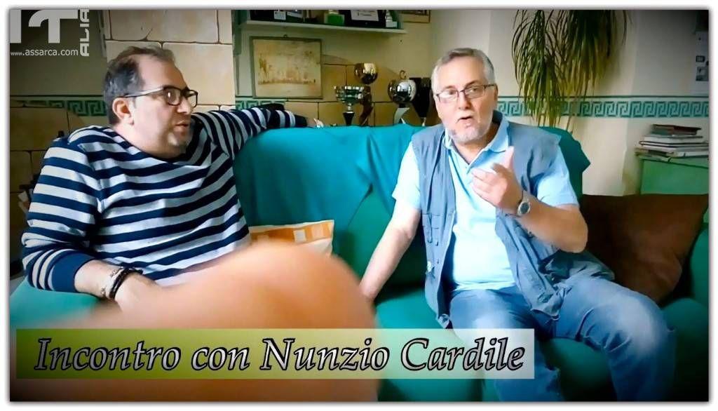 Incontro con Nunzio Cardile