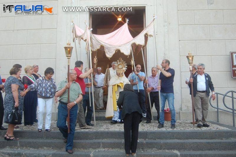 CORPUS DOMINI - 10/06/2012