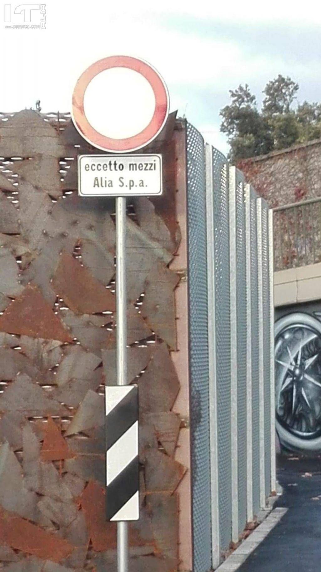 Non è un fotomontaggio si trova a Firenze