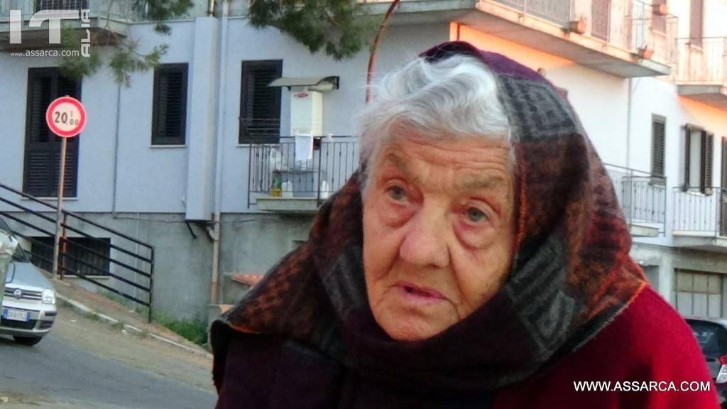 Una gran brava persona,allegra e solare  la zia  Ignazia