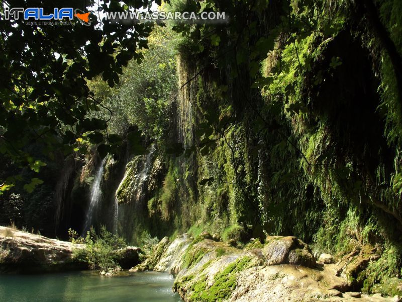 "Le cascate di Kursunlu ""Turchia"""