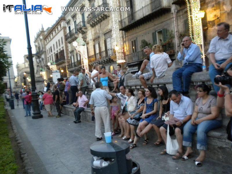 Festino di S. Rosalia 2010
