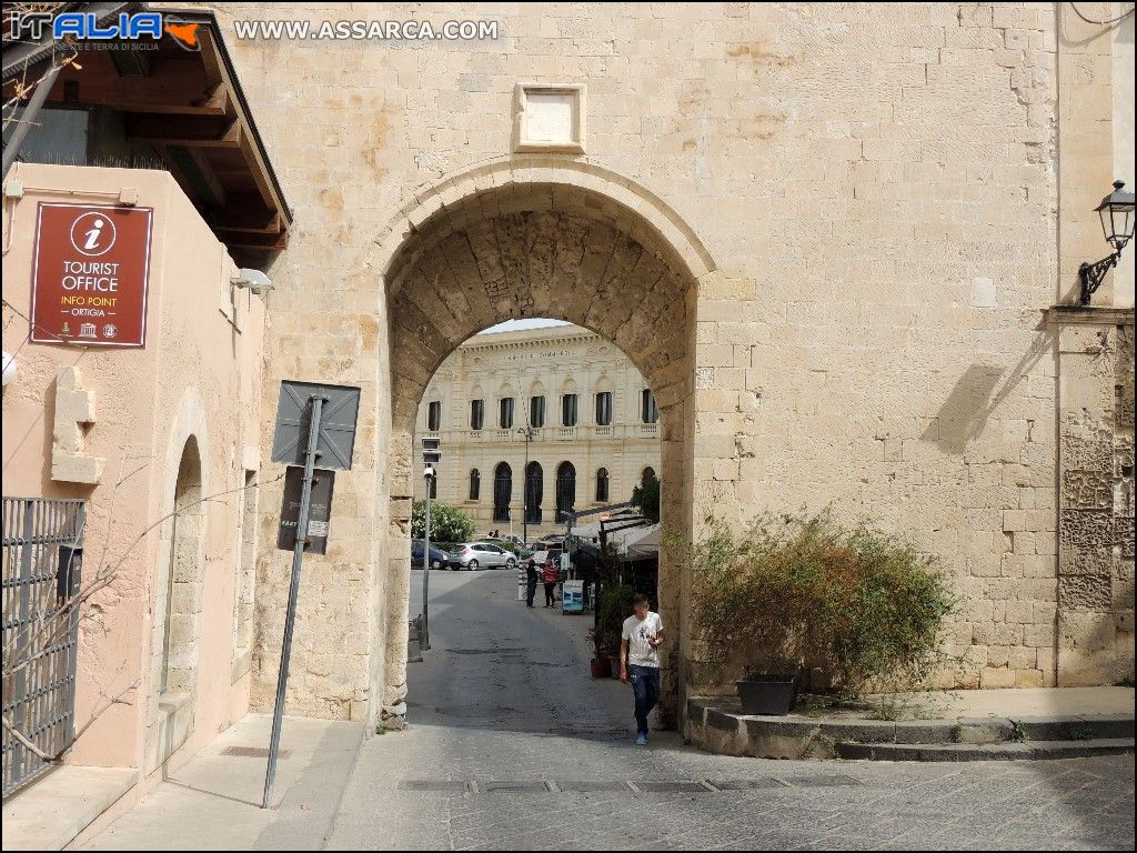 Siracusa Porta Marina*