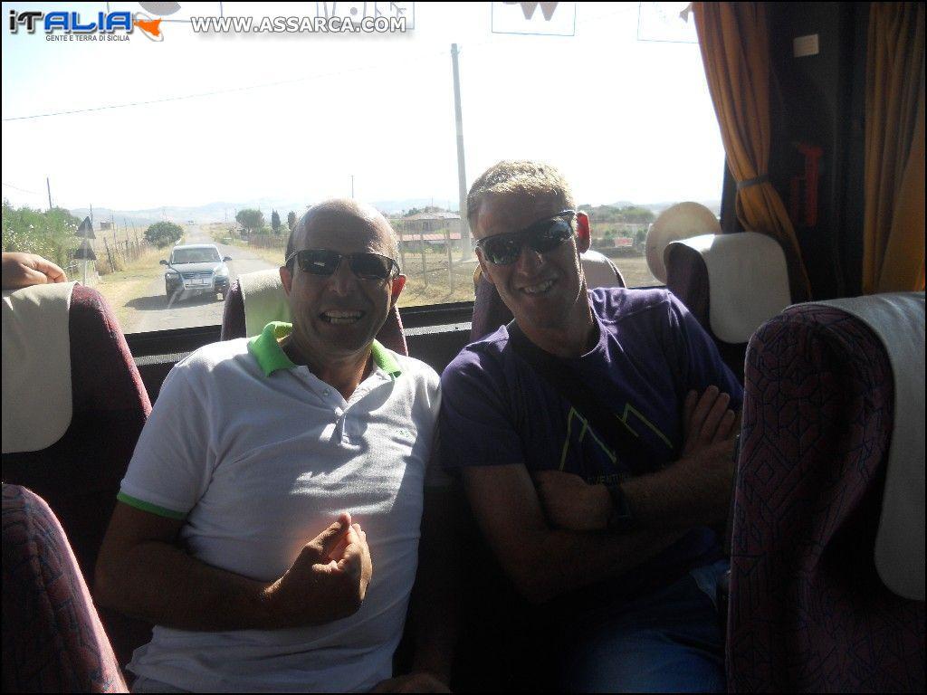 Mario Fricano e Alberto Campagna