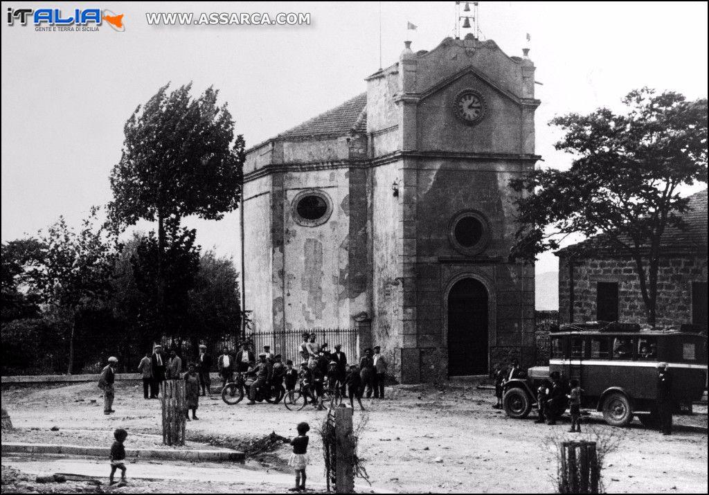 Chi si ricorda di Piazza Santa Rosalia ?