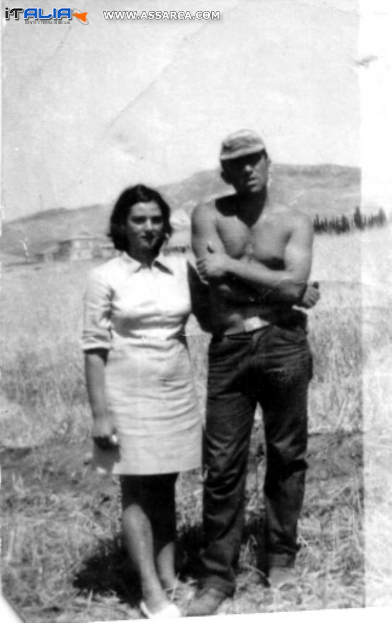 Teresa Vicari & Rosolino Esposito