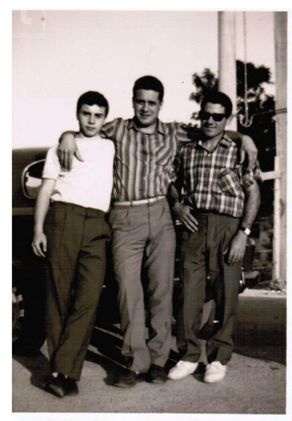 tre amici del rabatello li riconoscete?
