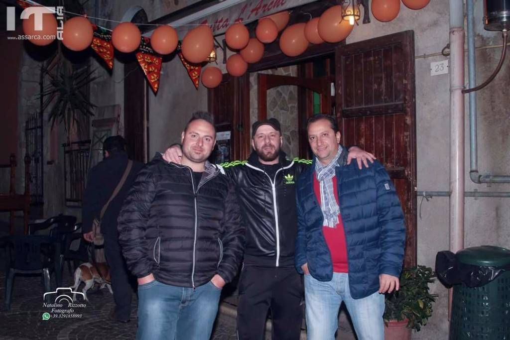 Giovanni,Dario e Pino