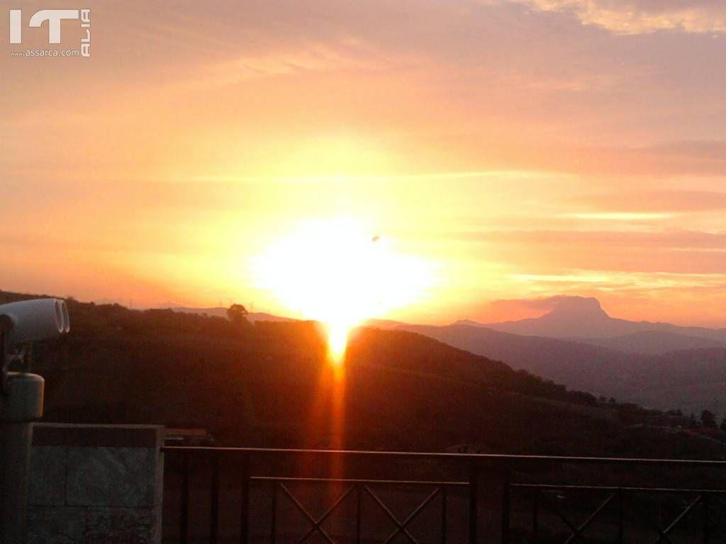 tramonto belvedere estate 2016