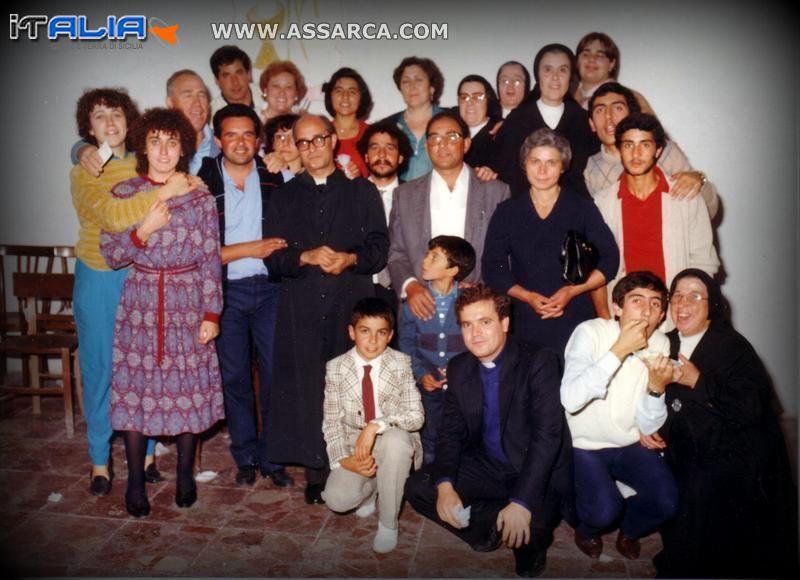 25° di sacerdozio Don Antonino Disclafani