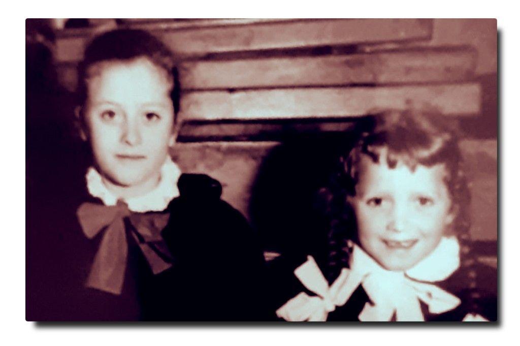 Ricordi del 1958 - Franca e Adele