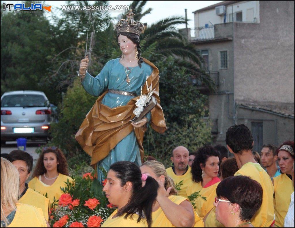 Processione Santa Rosalia