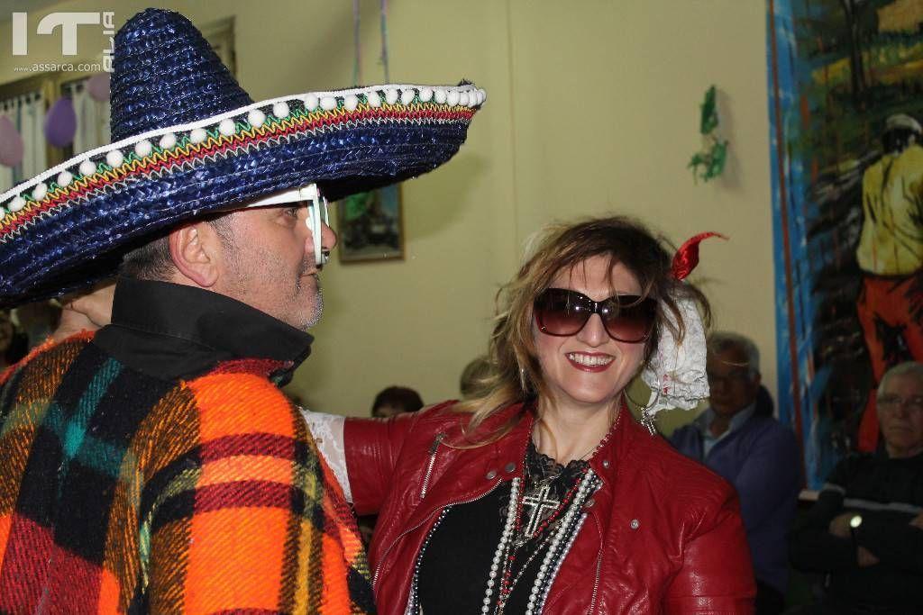 Festa in  maschera 2014.