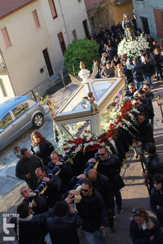 Processione del venerdi santo,anno 2014