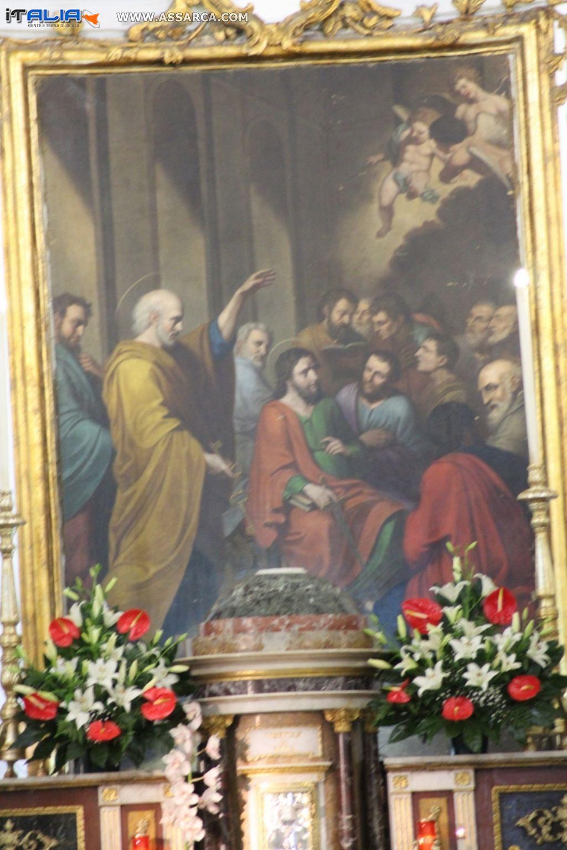 Altare della chiesa SS. Pietro e Paolo