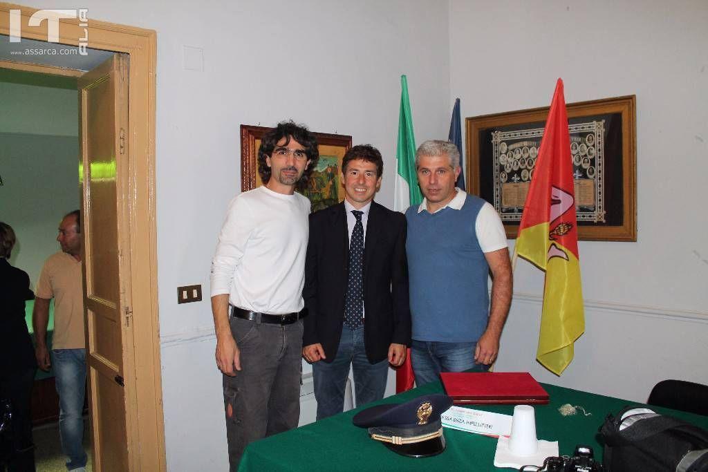Manfredi Borsellino, Alia 2013