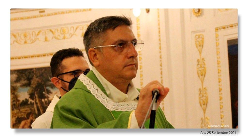 Padre Nino Vicari è il nuovo Parroco di Alia, nominato dal Vescovo di Cefalù S.E.R. Mons. Giuseppe Marciante. Alia 25 Settembre 2021