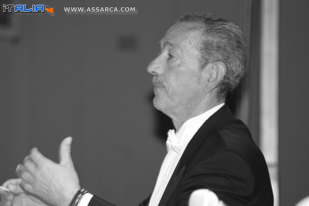 Il Prof. Antonino Capitti