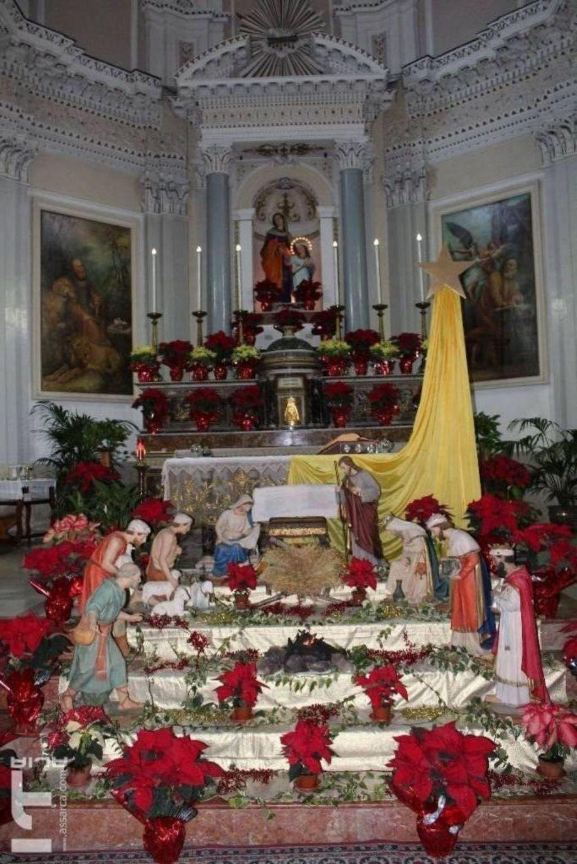 Presepe Chiesa Sant`Anna Alia (PA) 2017