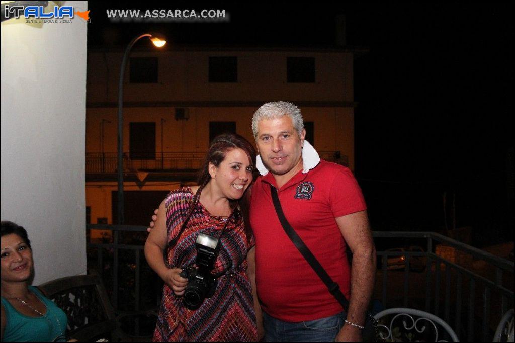 Clementina Nicoletti e Giuseppe Centanni
