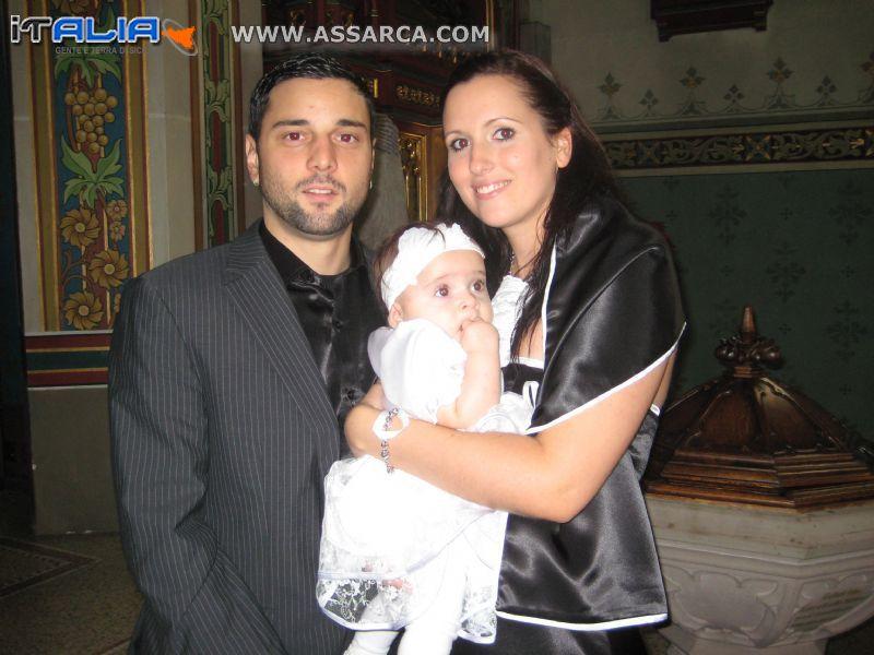 Battesimo Laura