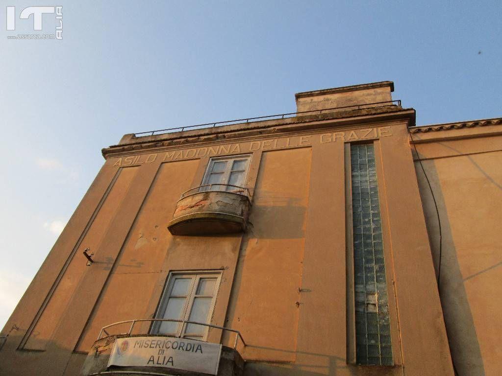 Ex edificio asilo.