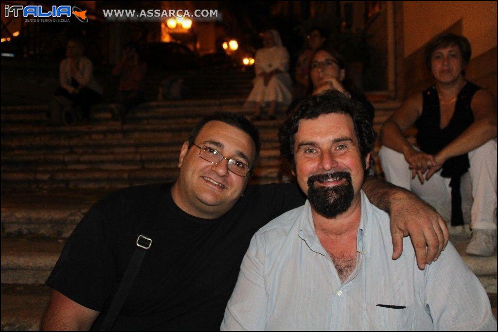 Agostino Todaro e Tonino Cirincione
