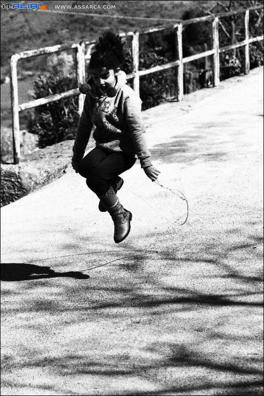 Salto con la fune