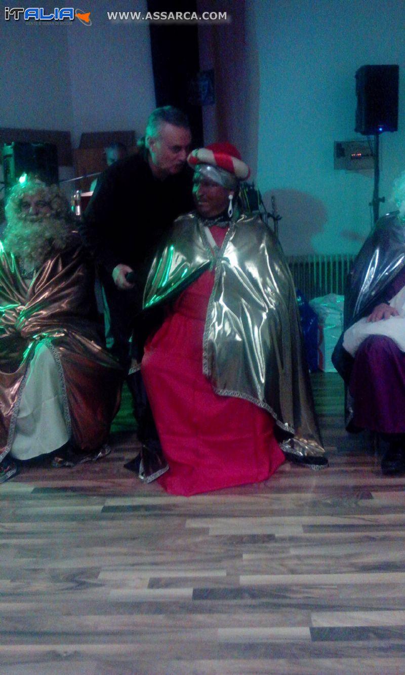 Festa dei Re Maggia a Ulm