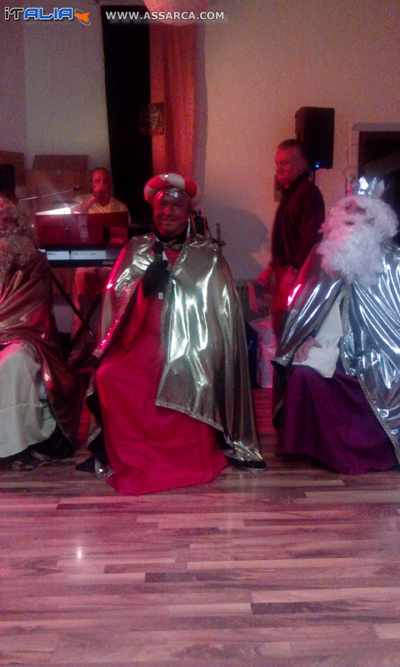 Festa dei Re Maggi a Ulm
