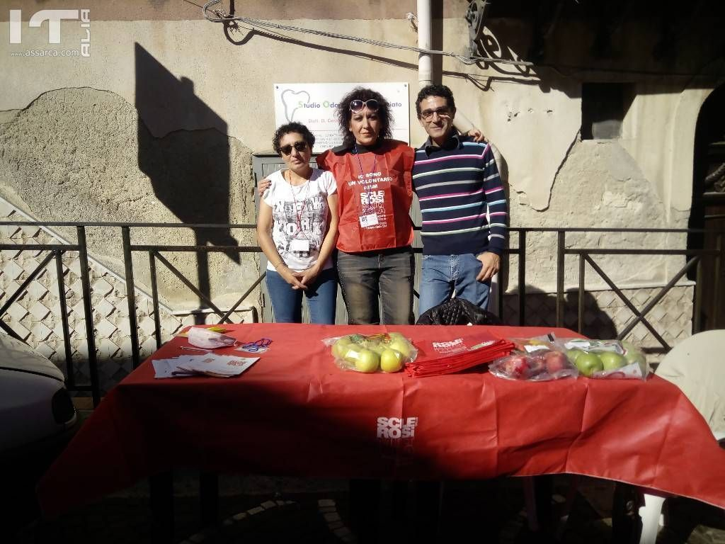 In piazza per AISM.