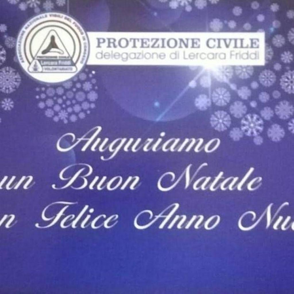 Auguri di un Santo Natale e Buon Anno Nuovo